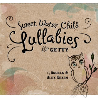 A lovely lullaby CD created to help some kids who really need it