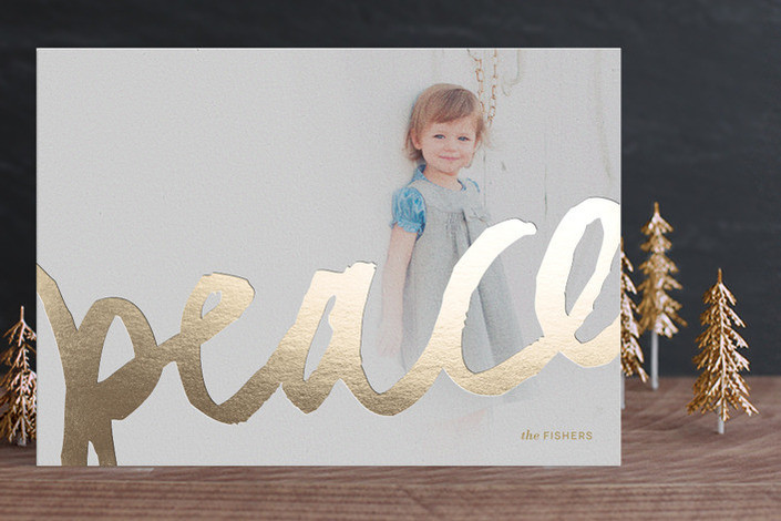 The most beautiful holiday photo cards just got easier to choose with a free holiday sample kit