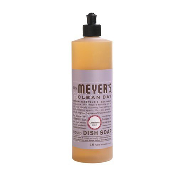 Dish soap that turns your kitchen sink into an aromatherapy spa. (Except for that whole doing the dishes part.)
