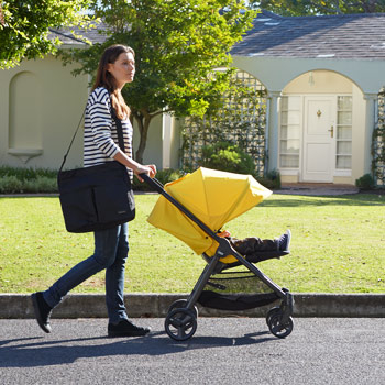 Mamas & Papas Armadillo stroller review: minor investment, major ride