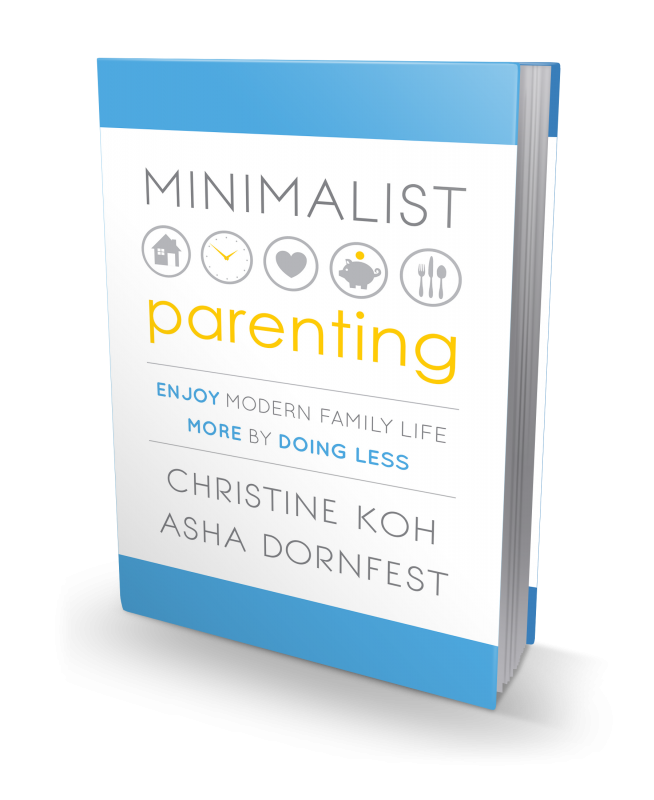 Minimalist Parenting: The must-read parenting book of the year.