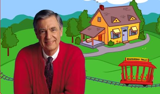Won't you be my neighbor? Heck, yeah!