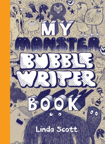 A monstrously fun activity book, just in time for Halloween