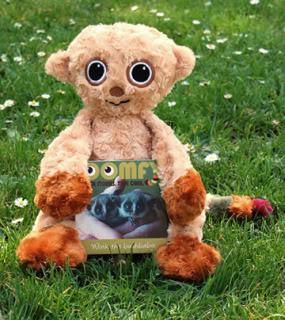 Stuffed animals that help real animals