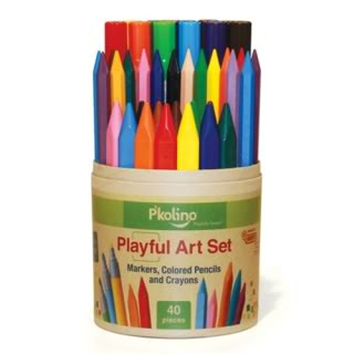 P'Kolino Art Supplies can't wait to get into your stockings
