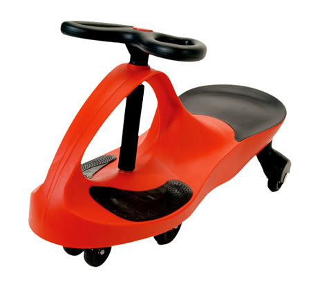 The Plasma Car: You need one now. I mean, your kids need one.