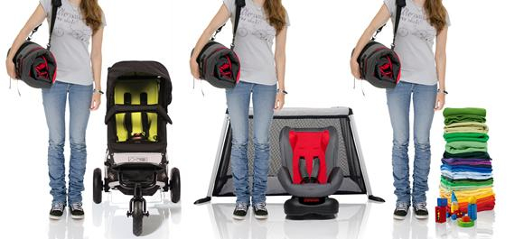 The best bag for vacationing with baby…and baby's 14 tons of stuff