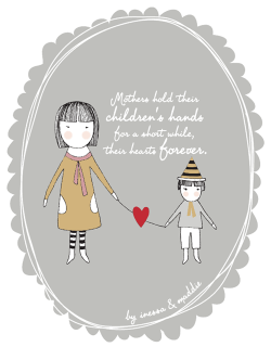 Printable Mother's Day wall art that is totally frame-worthy