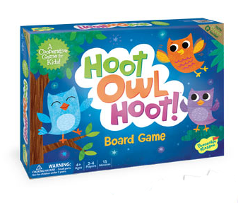 Collaborative board games means everyone wins