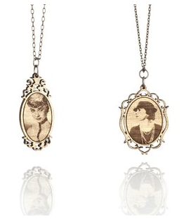 Custom keepsake pendants short on shine, but long on cool