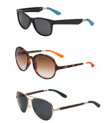 TOMS sunglasses help the world see better