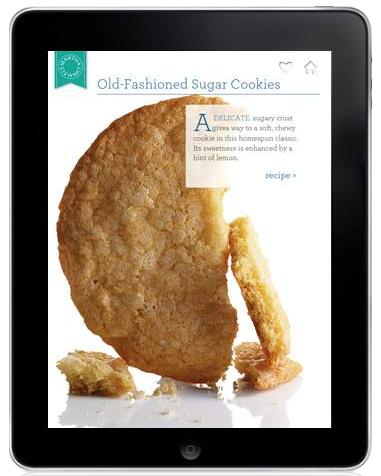 Martha Stewart makes cookies in your kitchen