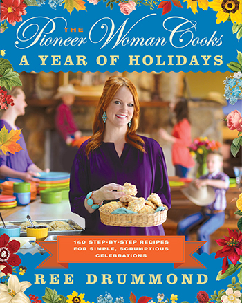 8 must-have holiday cookbooks for a super delicious season