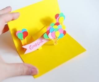 Super cool – Make your own pop-ups!