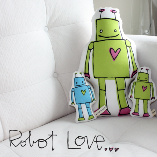 Give me some robot love!