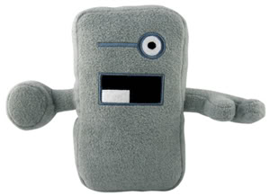 Cool robot toys that won't give me a (bleeping) headache