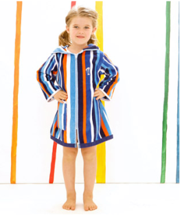 The cutest beach robes for your little beach bums