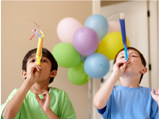 Goody bag gift ideas for kids: ready-made crafty party packs