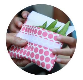 Lunchskins reusable lunchbags – wayyyy prettier than baggies.