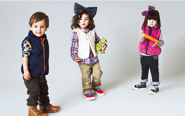 f68bfa0eb A first look at the adorable, affordable new baby line from UNIQLO (and a  chance to win a shopping spree from us!)