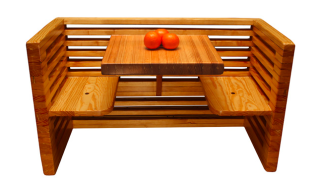 Bowled over: vintage bowling lanes get new life as kids' furniture