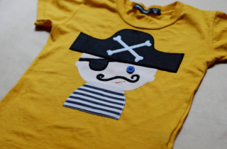 Ahoy! Plunder this treasure of adorable shirts for your favorite matey