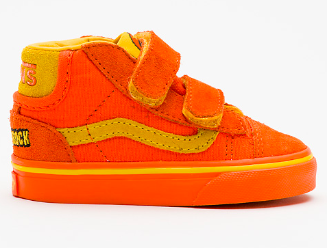 Yo Gabba Gabba + Vans means DJ Lance gets little feet moving in more ways than one