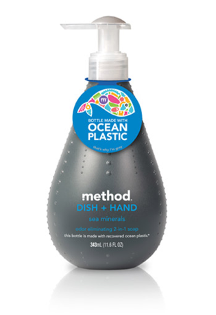 Method soap: cleaning your hands, your dishes, and now, your oceans