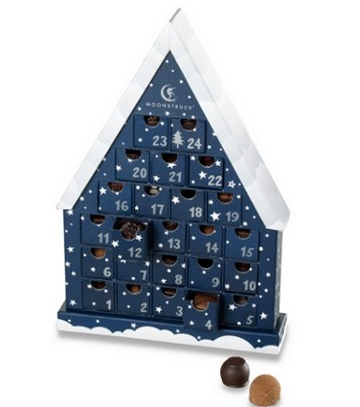 The most sophisticated Advent calendars for adults. (Truffles, anyone?)