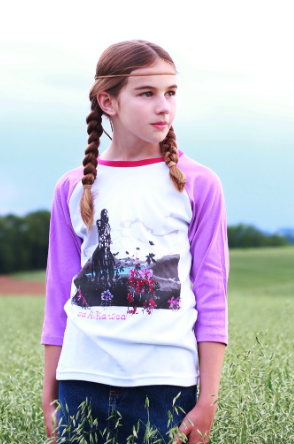 Gifts with girl power: inspiring shirts featuring great American women