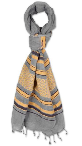 FashionABLE scarves get more fashionable, if that was possible