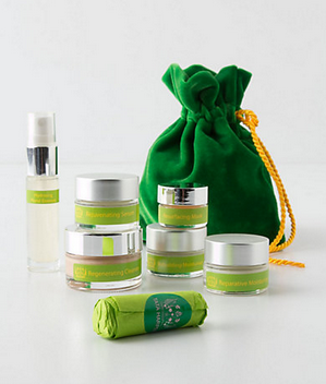 Sometimes a little pampering is in order: the natural indulgence of Tata Harper Skincare