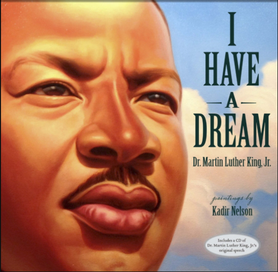 A book with illustrations worthy of Dr. King's most famous speech