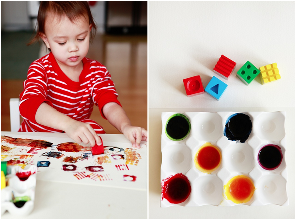 Web Coolness – Creative inspiration for families, great tips for kids who love sugar, and go FLOTUS go!