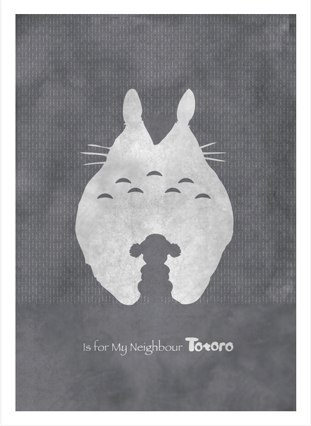 Minimalist movie posters with maximum appeal