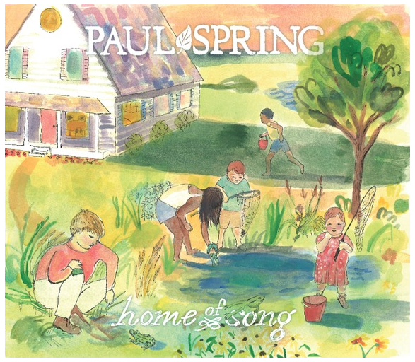If you like the Okee Dokee Brothers, meet their friend Paul Spring