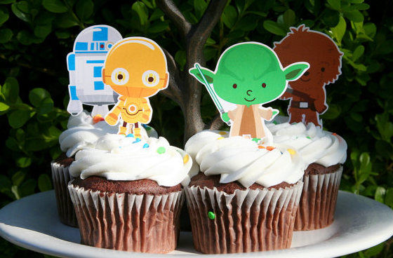 How to throw the best Star Wars party. Or: Plan a Star Wars party, you will