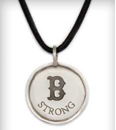 Strong. Or, Boston Strong