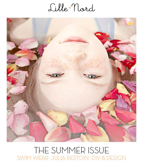 A cool free Scandinavian online magazine for parents and kids: Ja tack!