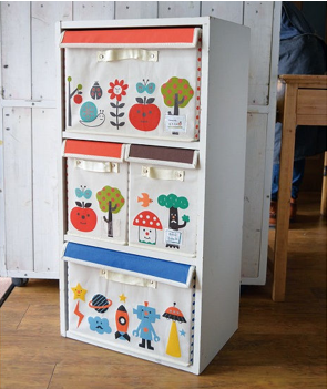 Awesome kids' room organization solutions with a Japanese flair