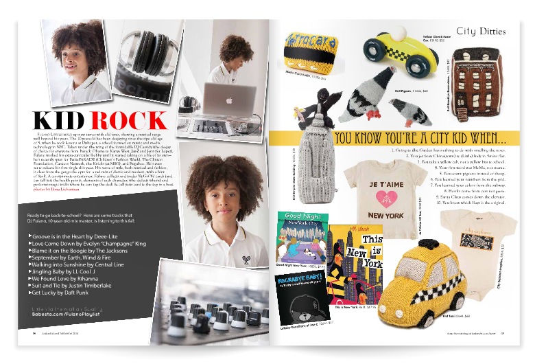 Babesta Beat: Funky inspiration galore in a handy digital magazine for parents
