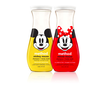 Method + Disney: The Happiest Bath On Earth