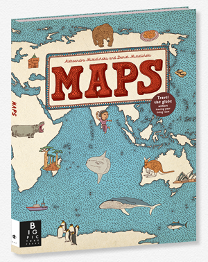 We predict your kid's next favorite book will be an atlas. Really.