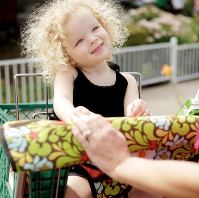 Calling all germaphobes: booger-free shopping carts, swings, and high chairs