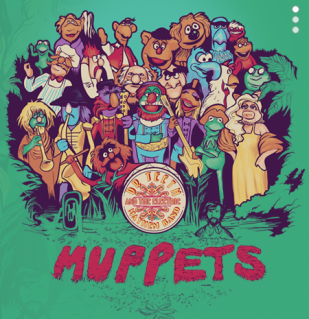 Muppets + Threadless = Awesome