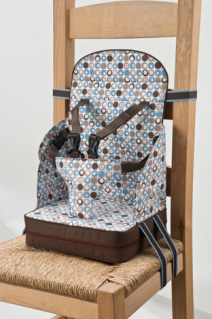 Go anywhere booster – The baby travel essential of the summer