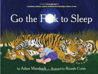 "Samuel L. Jackson reads the ""Go the F*** to Sleep"" book"