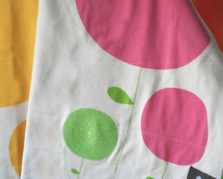 A keepsake baby blanket you'll actually use