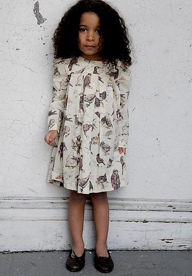 Utterly adorable little girls' dresses from Sailor Rose