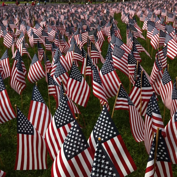 How to support our troops on Memorial Day